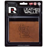 St. Louis Cardinals Official MLB One Size Leather Trifold Wallet by Rico Industries