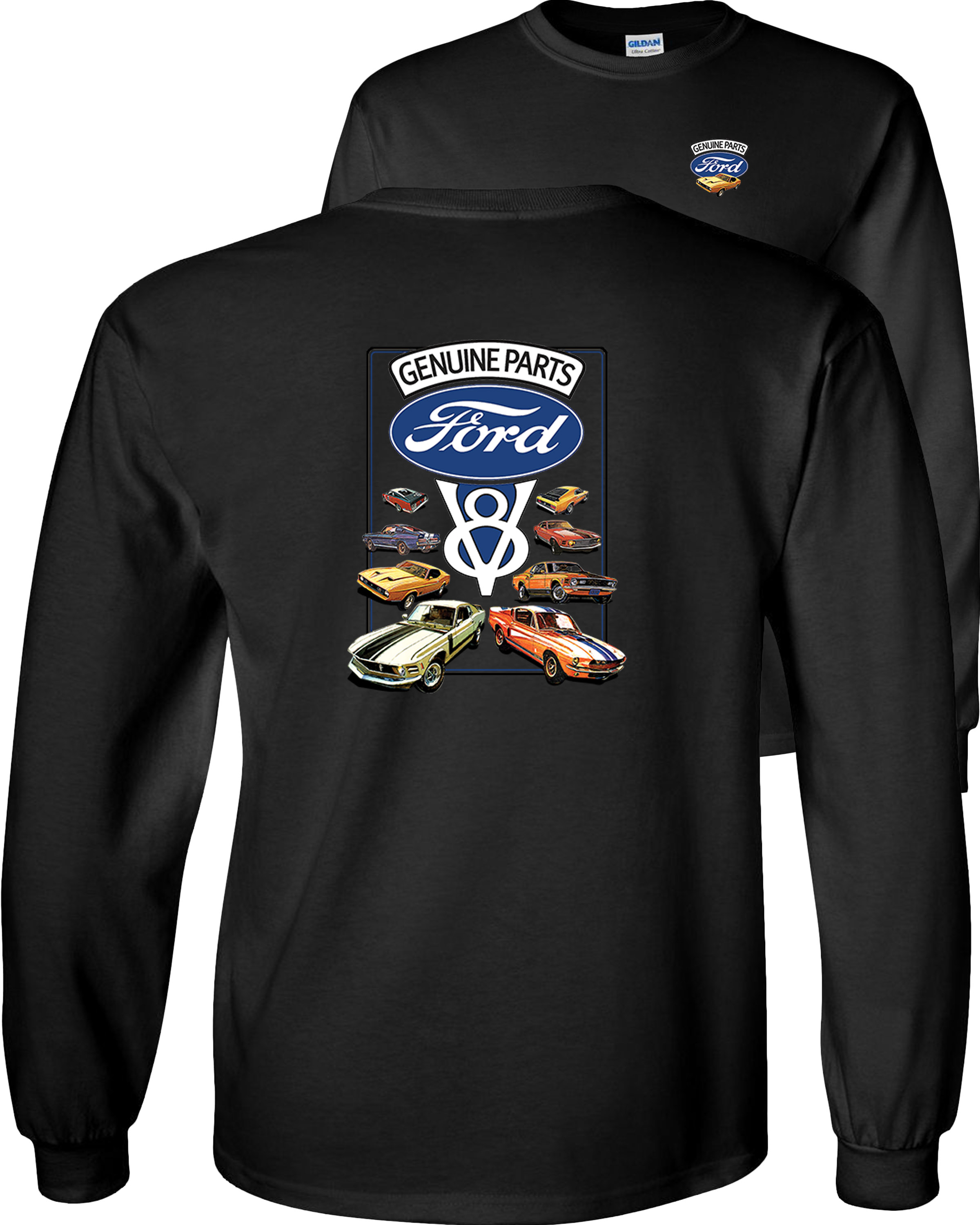 The Electric Company TV Show ELECTRIC LIGHT Licensed Long Sleeve T-Shirt S-3XL
