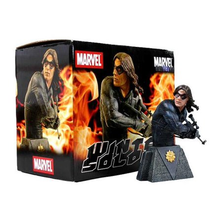 Marvel Universe: Winter Soldier (Bucky) Bust