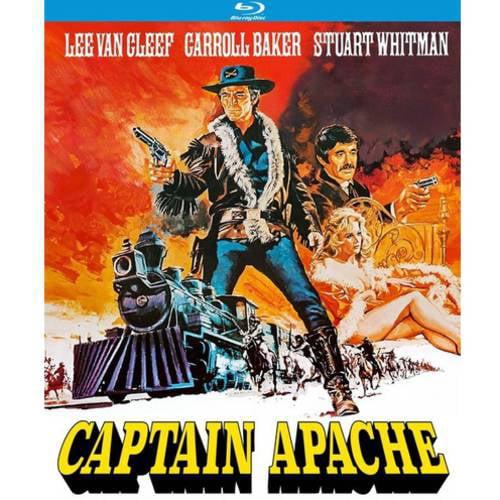 Captain Apache (Blu-ray)