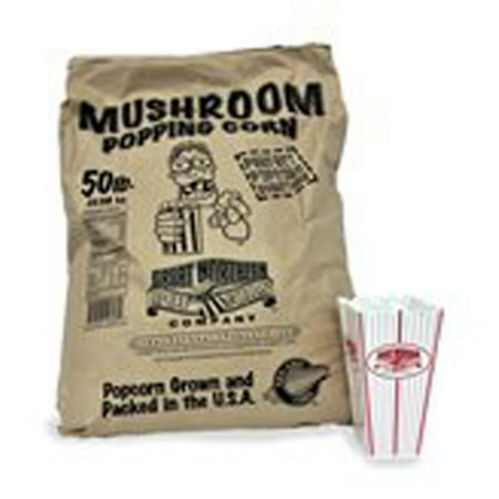 Great Northern Popcorn 50 lb. Mushroom Popcorn - Popcorn Factory Halloween Special