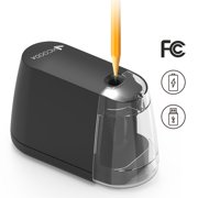 Best Commercial Pencil Sharpeners - Electric Pencil Sharpener, Auto-Stop Feature and Best Heavy Review