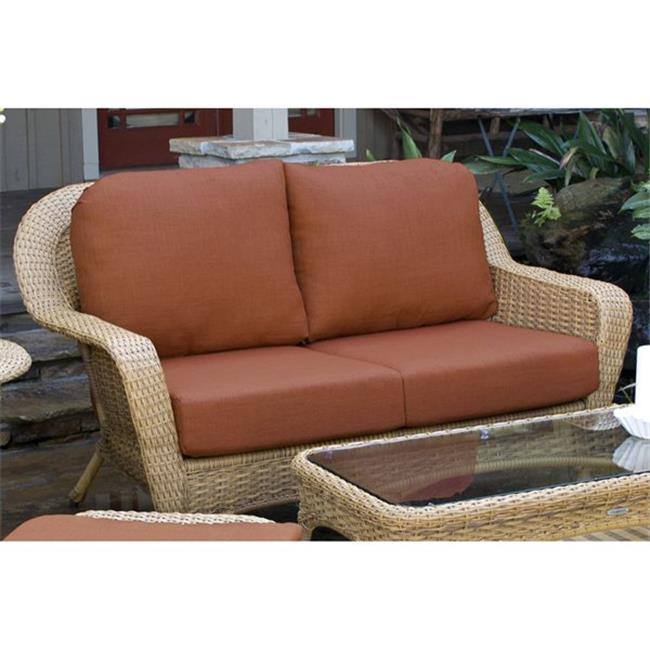 Tortuga LEX-2M Lexington Outdoor Loveseat -��Mojave