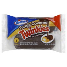 Baked Goods & Desserts: Hostess Twinkies