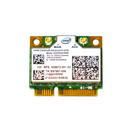 636672-001 HP Intel Centrino Advanced-N 6230 62230ANHMW WiFi