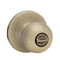 Kwikset 300p5r/Rcp Polo Priv Ant Brass
