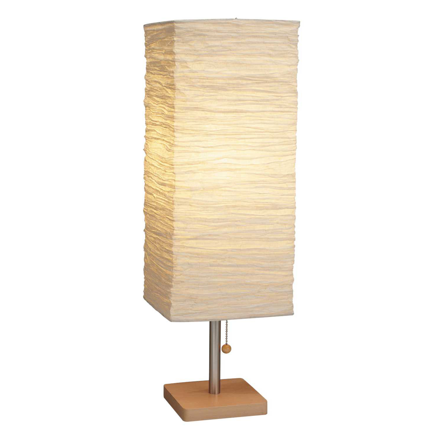 Adesso Dune Tall Table Lamp, Natural Finish by Generic