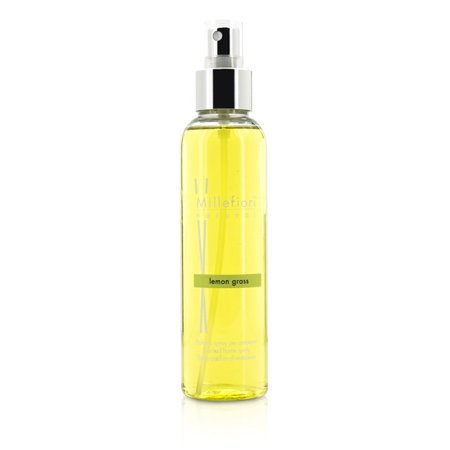 Millefiori Button (Millefiori Natural Scented Home Spray - Lemon Grass - 150ml/5oz)