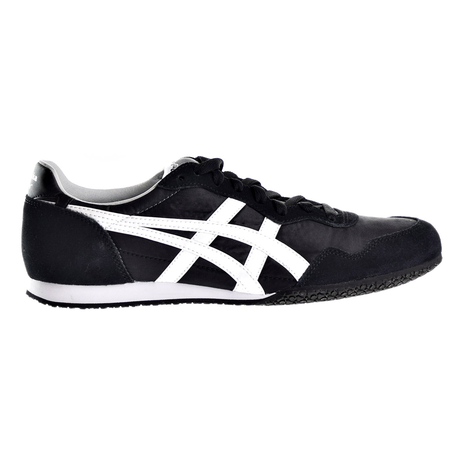 the latest 8bda9 d393f Onitsuka Tiger Serrano Men's Shoes Black/White d109l-9001