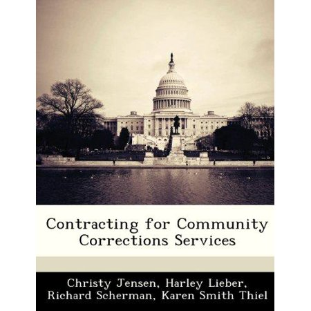 Contracting For Community Corrections Services