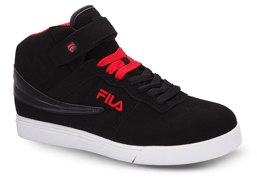 Fila 1VF80060-096 : Men's Vulc 13 Strap Sneakers,Gray (10.5 D(M) US) by Fila USA Inc.