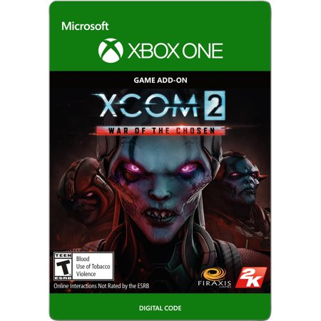 Xbox One XCOM 2: War of the Chosen (email