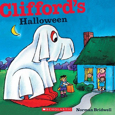 Clifford's Halloween (Paperback) - The Office Erin Halloween