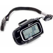Ozeri 4x3razor Pocket 3D Pedometer and Activity Tracker with Bosch Tri-Axis Technology from Germany