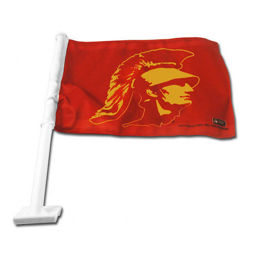 NCAA - USC Trojans Car Flag