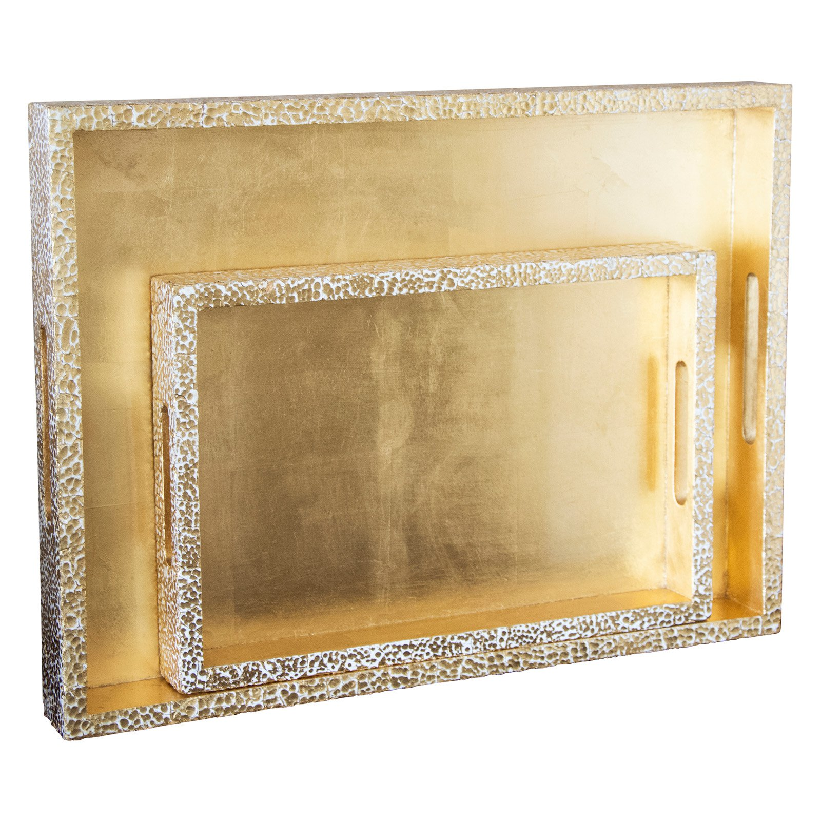 Couture Lamps Atwater Rectangular Trays - Set of 2