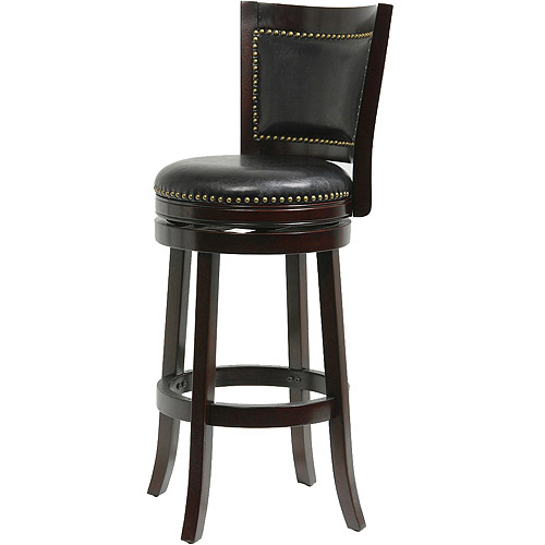 Boraam Bristol Swivel Bar Stool 29 Quot Multiple Finishes