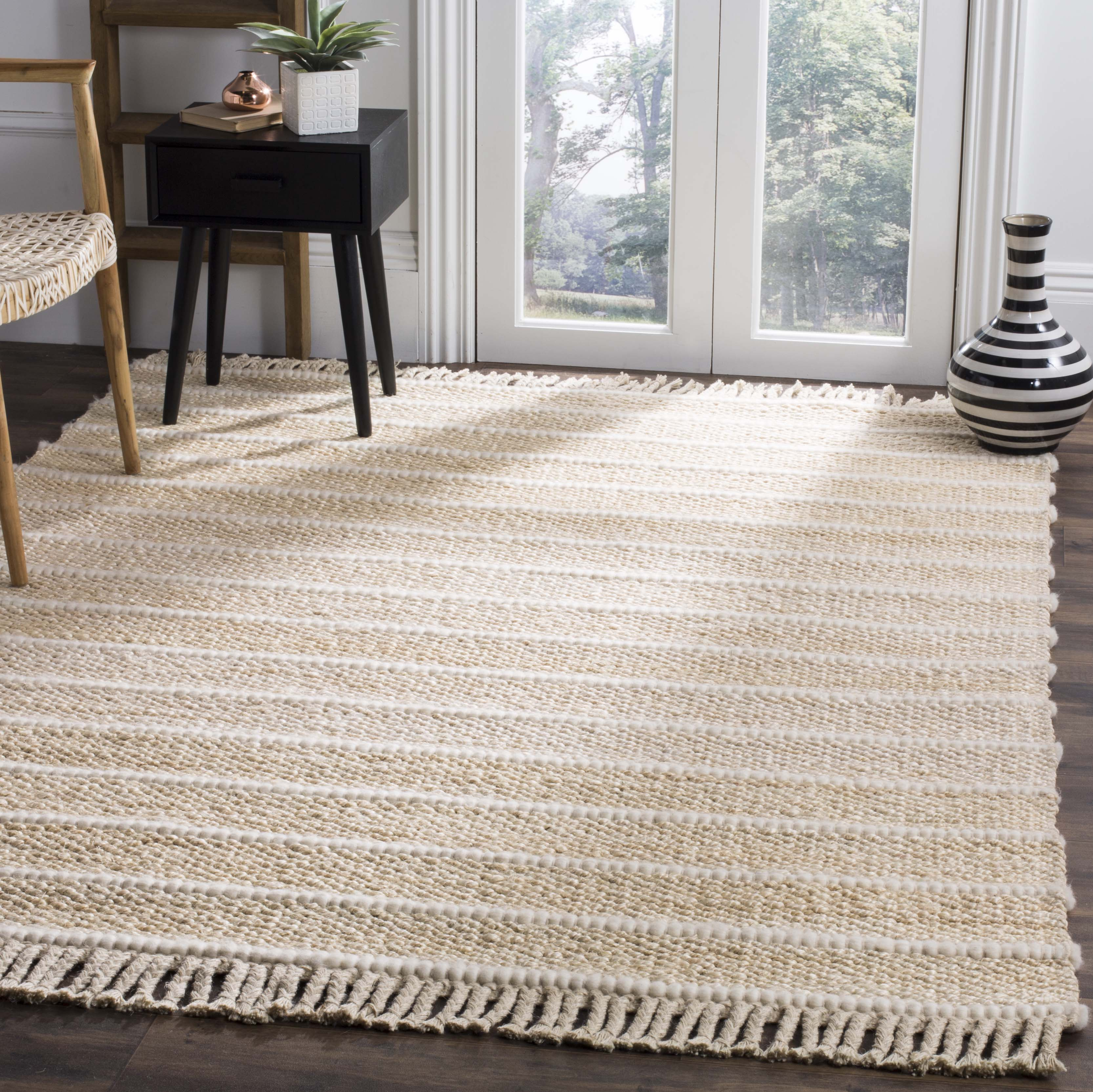 Safavieh Natural Fiber Carrie Braided Area Rug or Runner