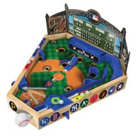 MLB Wooden Pinball Game