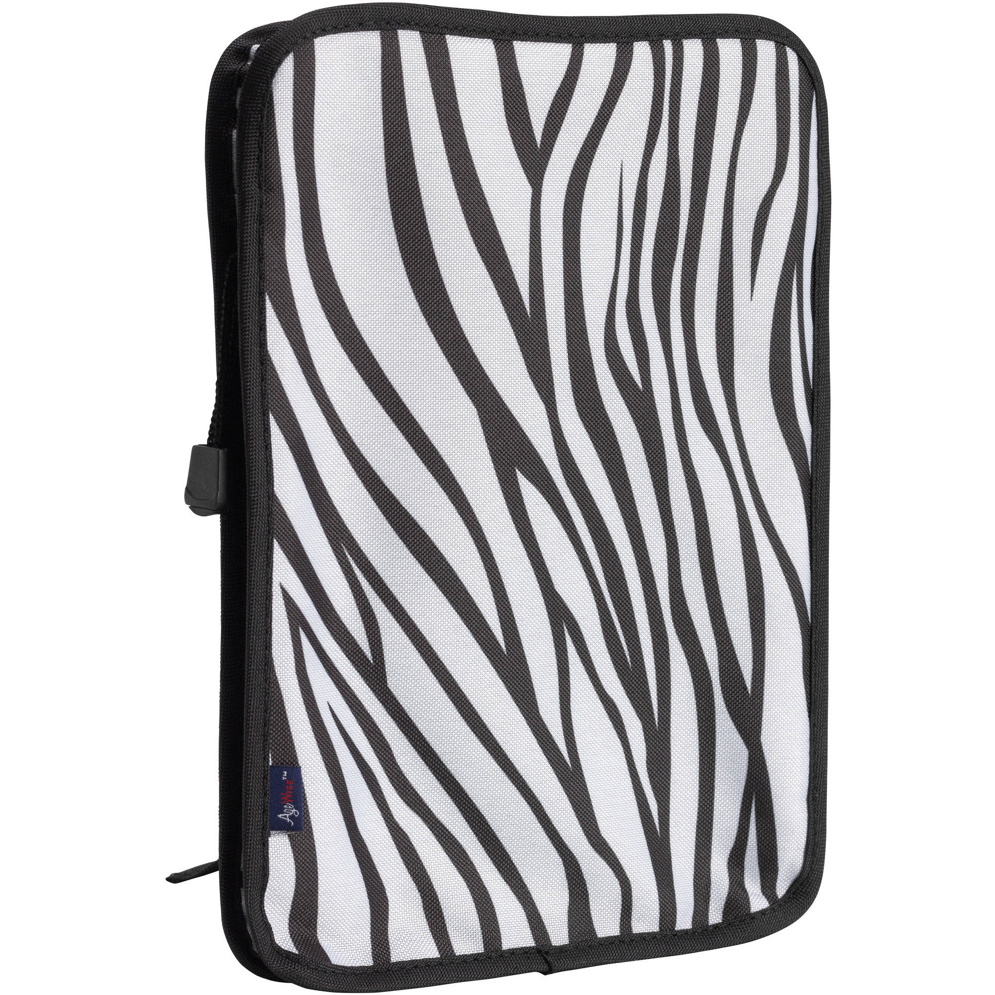 Drive Medical AgeWise Walker Rollator Personal Computer/Tablet Caddy, Zebra