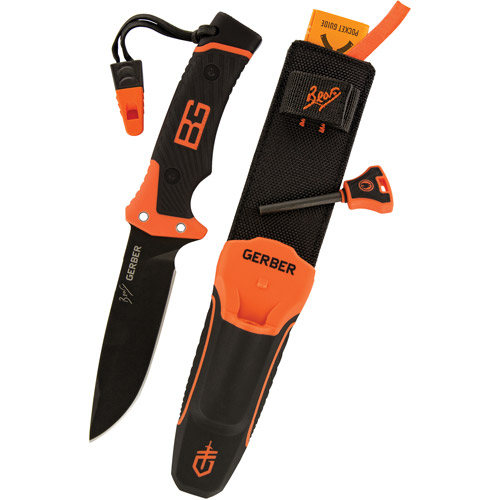 Gerber Bear Grylls Ultimate Pro Fine Edge Fixed Blade Knife