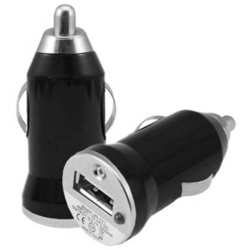 DP Audio DU35BL 12V/24V 5A USB Car Charger (Black)