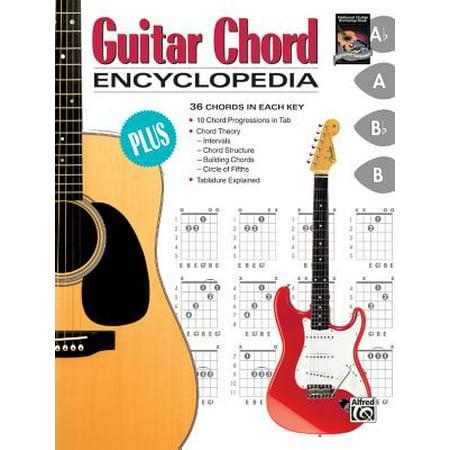 Chords Key Signatures - Guitar Chord Encyclopedia : 36 Chords in Each Key
