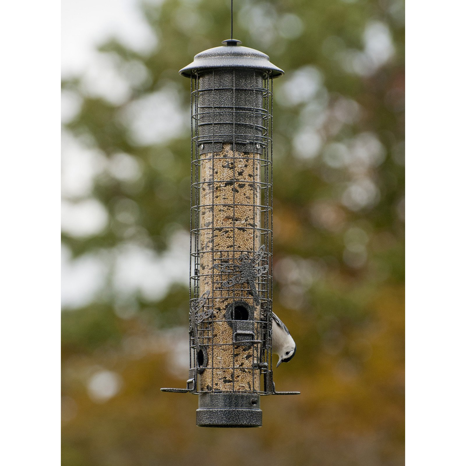 "Audubon NA32431 18"" Tube Bird Feeder"