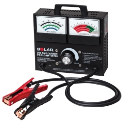500 AMP 12V CARBON PILE BATTERY TESTER