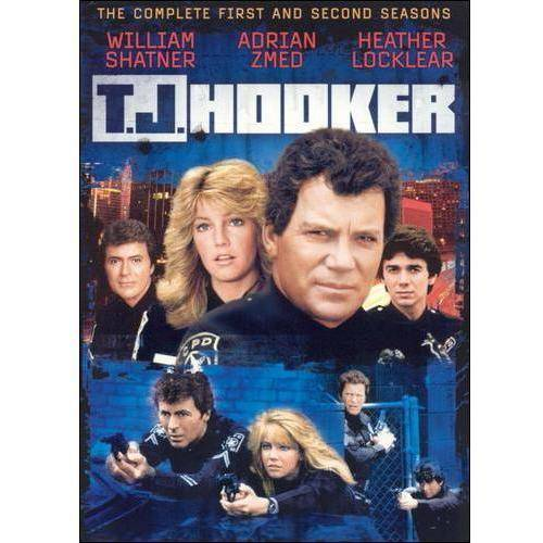 T.J. Hooker: The Complete First And Second Seasons (Full Frame)