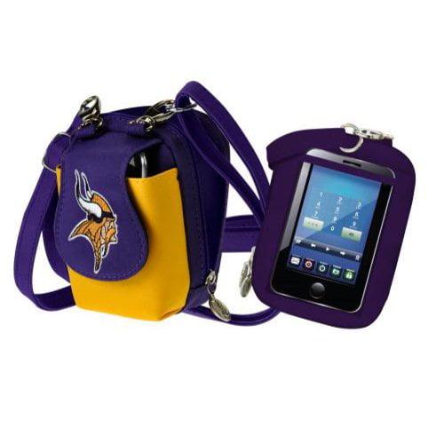 Charm 14 Minnesota Vikings PursePlus Touch