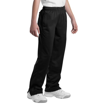 Boys Track Pants (Sport-Tek Youth Tricot Relaxed Athletic Track Pant)
