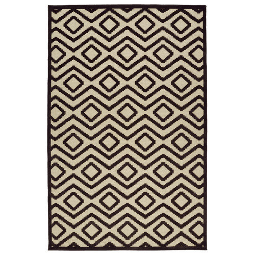 Kaleen Five Seasons Brown Indoor/Outdoor Area Rug