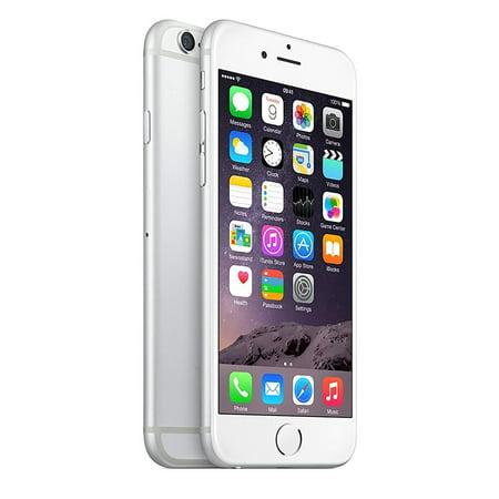 Apple Iphone 6S - 64GB FACTORY UNLOCKED PHONE LTE OEM HD (Refurbished) - Silver