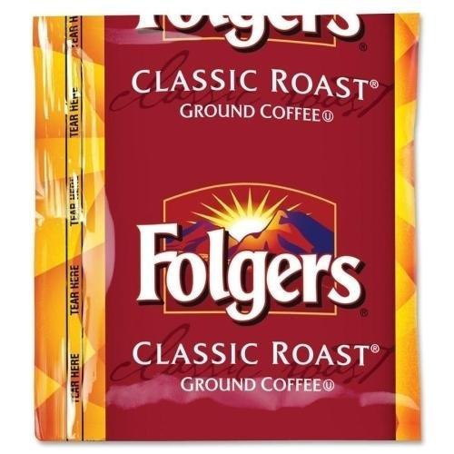 Folgers 933160 Coffee Classic Roast Regular 1.5 oz. 42BG-Pack