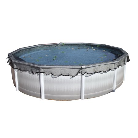 Harris 27' Deluxe Leaf Net for 24' Above Ground Round Pool