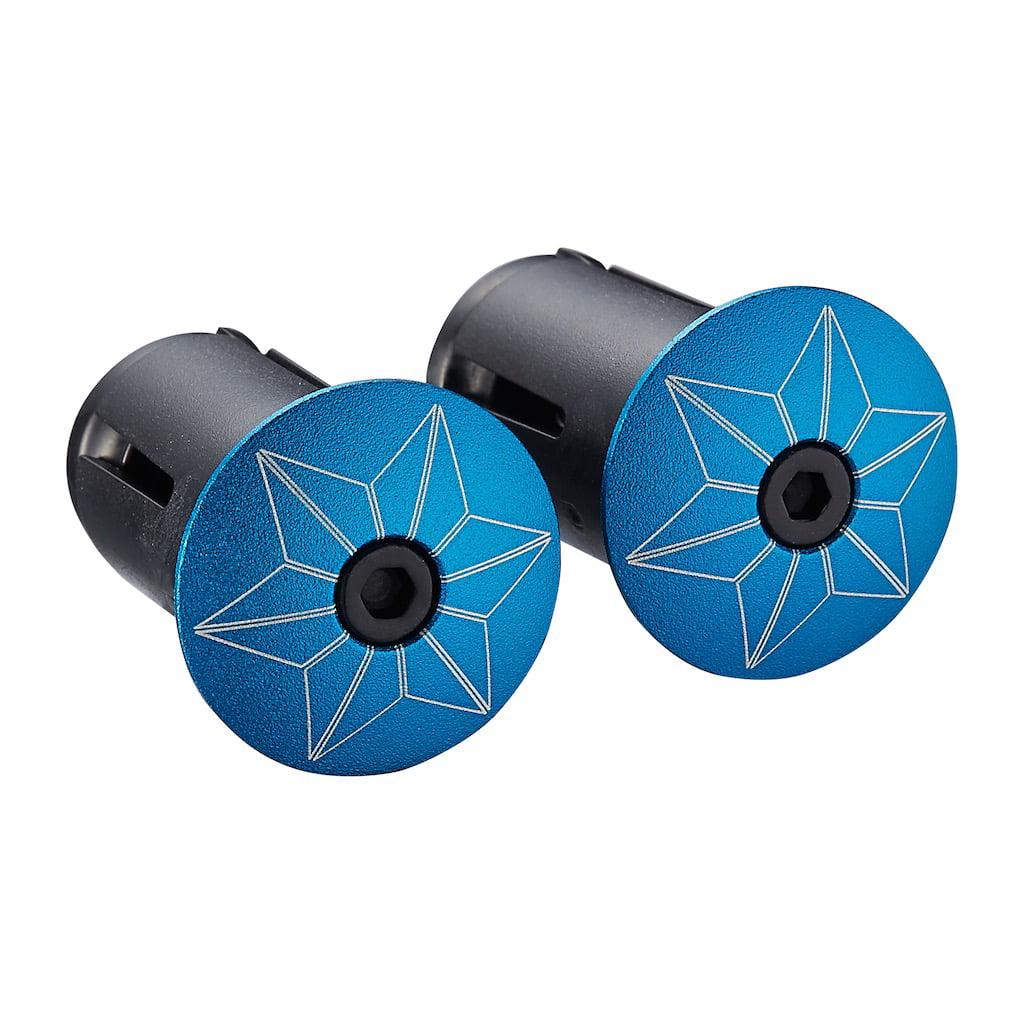 New SUPACAZ Super Sticky Kush NEON BLUE Galaxy Bar Tape handlebar tape BT-76