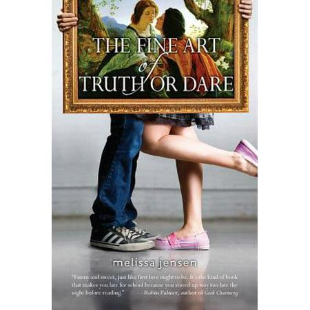 The Fine Art of Truth or Dare - eBook