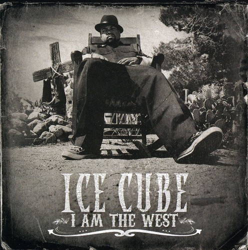 I Am The West (CD)