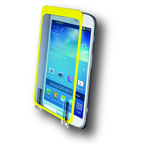 Symtek Tempered Glass Screen Protector for Galaxy S4