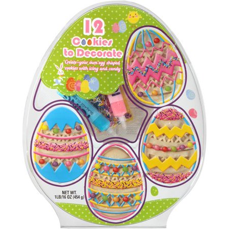 Create a treat easter cookie decorating kit 16 oz walmart create a treat easter cookie decorating kit 16 oz negle Image collections