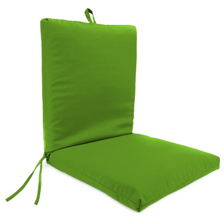 Jordan Manufacturing Outdoor Patio - Clean Look Chair Cushion