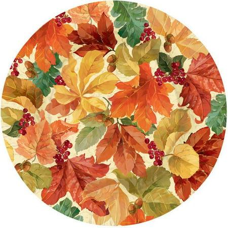 Elegant Leaves 8 10.5