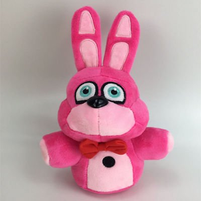 New Plush Bonnet Fnaf Sister Location Exclusive Pink Bonnie Cute Kids Gifts