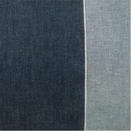 Vintage Ink Navy Cotton Japanese Selvedge Denim Fabric By