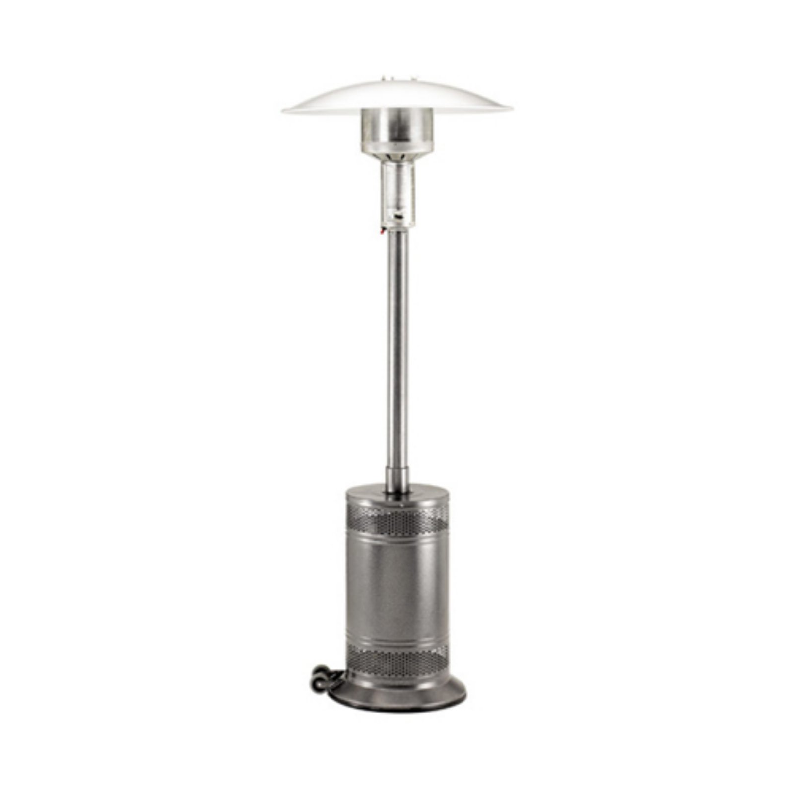 Patio Comfort Silver Portable Patio Heater by AEI Corporation