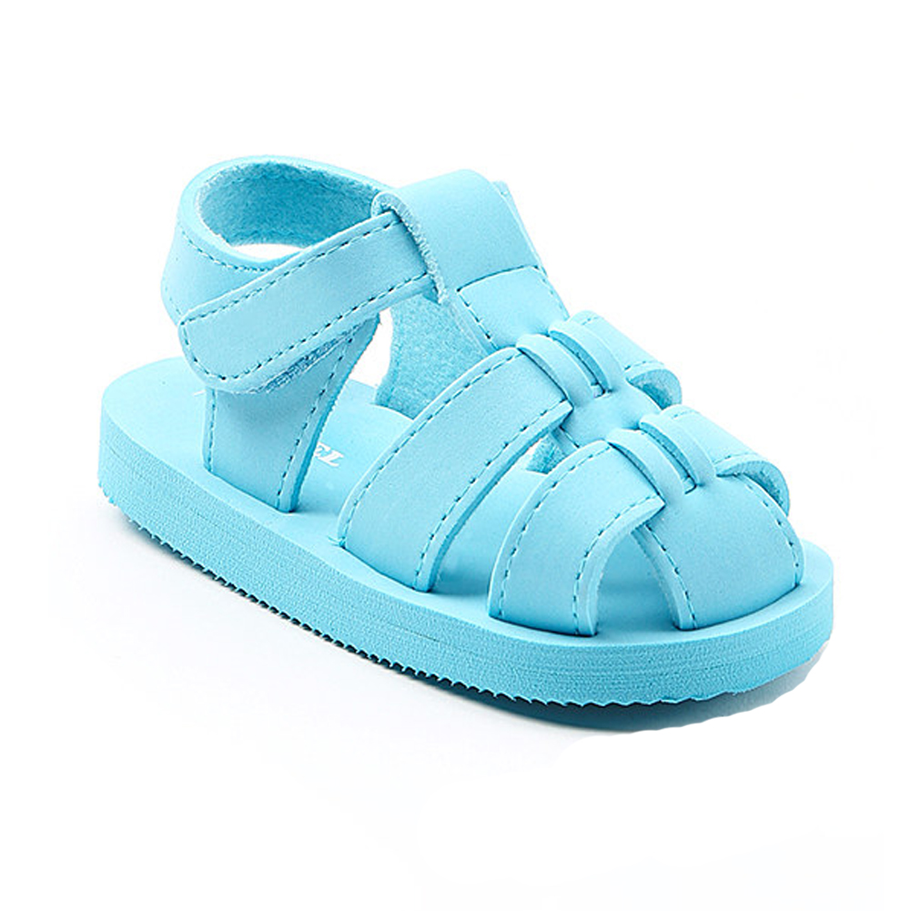 Angel Baby Boys Girls Light Blue EVA Foam Fisherman Sandals 5-10 Toddler