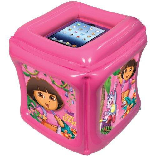 Dora the Explorer Inflatable Play Cube for iPad/iPad 2/The new iPad