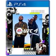 UFC 4, Electronic Arts, Playstation 4