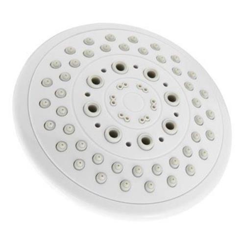 American Standard Five Position Fixed Shower Head White